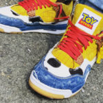 Air Jordan 4 Retro 'Toy Story'