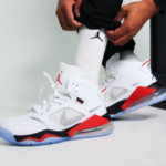Jordan Mars 270 White Fire Red