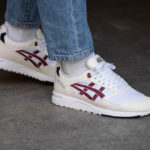 Asics Gel Saga White Brisket Red 2019