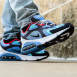 Nike Air Max 200 Royal Pulse Oil Grey (1992 World Stage)