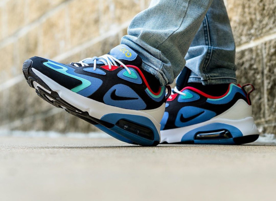 Faut il acheter la Nike Air Max 200 Royal Pulse 1992 World