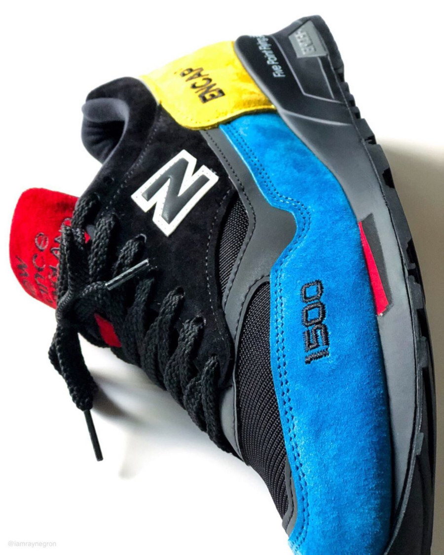 New Balance 1500 noire et multicolore (7)