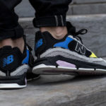 New Balance X-Racer 'Rain Cloud Black'