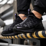 Nike ACG React Terra Gobe Black Space Purple