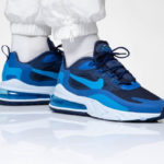 Nike Air Max 270 React 'Impressionism' Photo Blue Void Game Royal