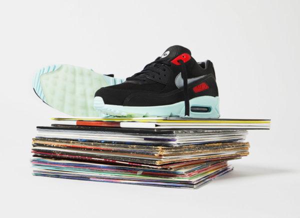 Nike Air Max 90 QS PRM Vinyl Record CK0902-001