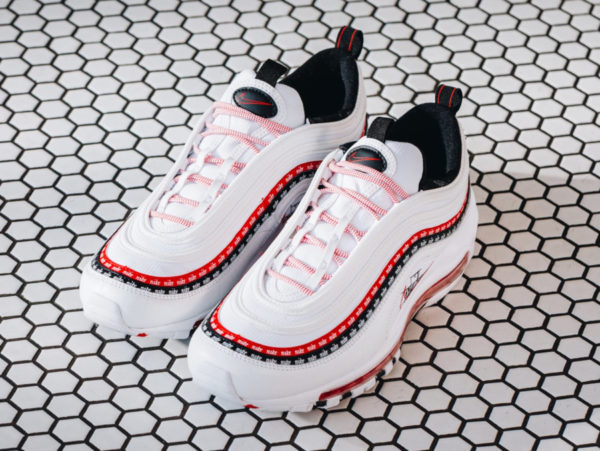 Nike Air Max 97 Script Swoosh Evolution CK9397-100