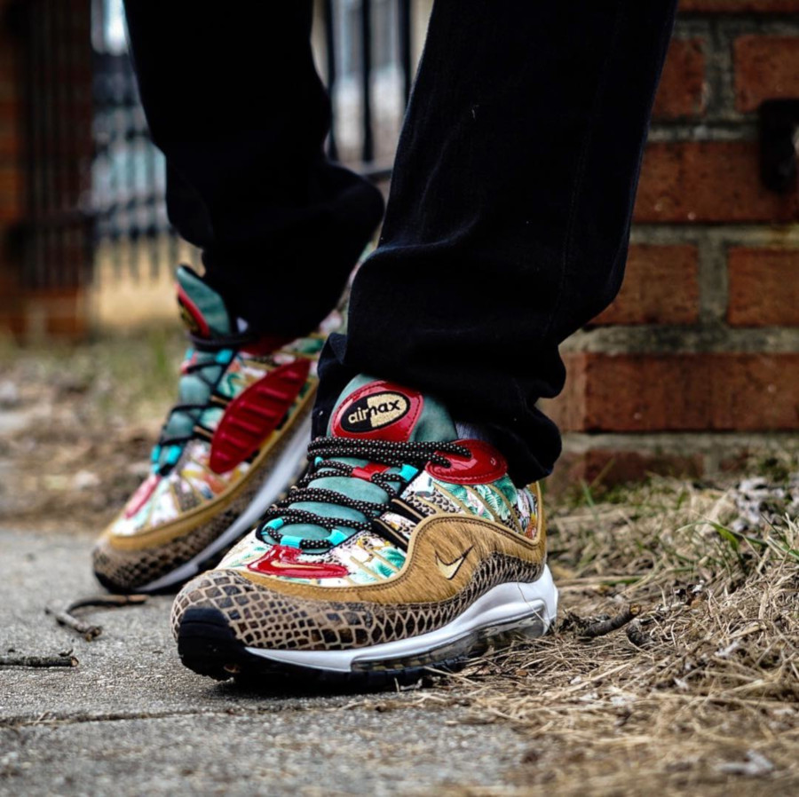 Nike Air Max 98 CNY 2019 - @cjthesneakerfiend