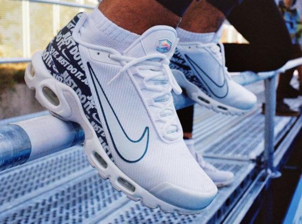 Faut il acheter la Nike Air Max Plus Mercurial White JDI
