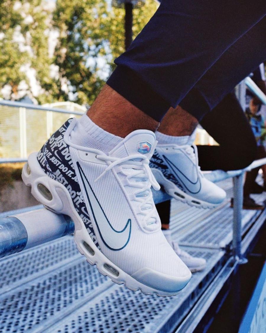 Nike Air Max Plus Mercurial JDI Just Do It CJ9697-100
