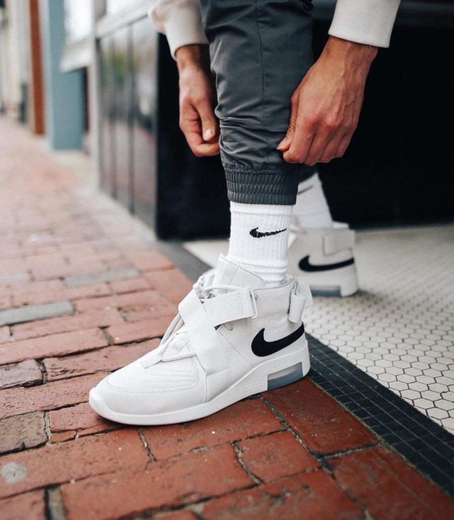 Nike Air Raid FOG Light Bone - @roszko_72