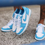 Eric Koston x Nike SB x Air Jordan 1 Low Dark Powder Blue