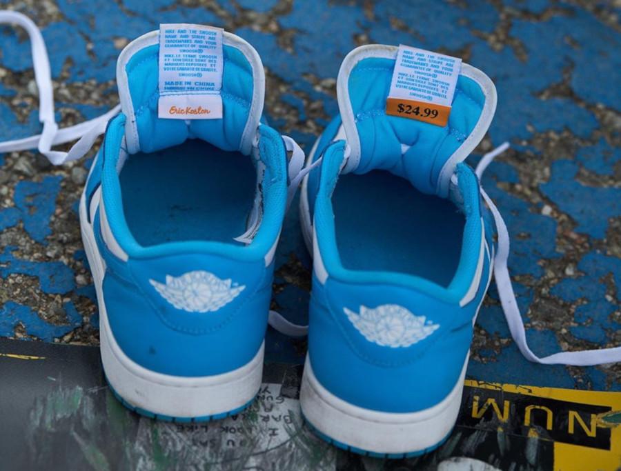 Nike SB Air Jordan 1 Low Koston UNC CJ7891-401