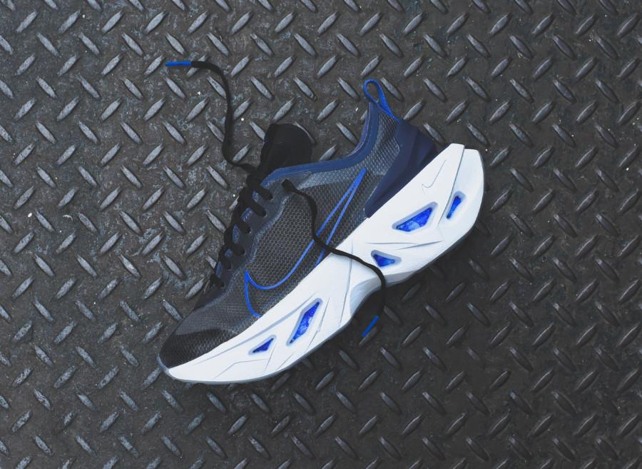 Nike Wmns Zoom X Vista Grind noire et bleue foncé (1)
