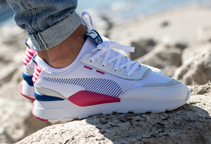 Puma RS-0 Core White Nrgy Rose 369601-07