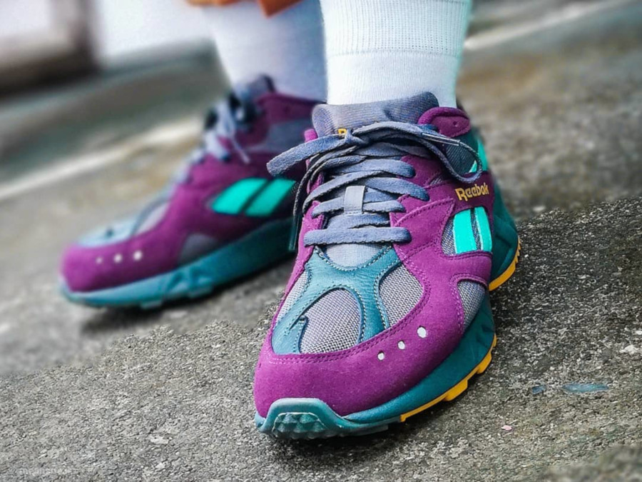 Reebok Aztrek Outdoor - @meansneaks