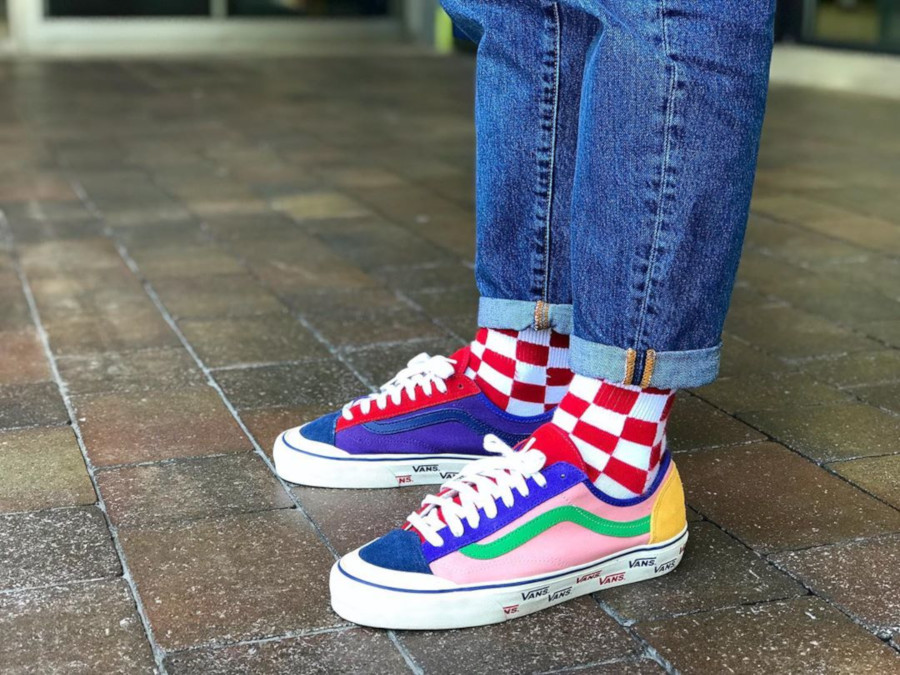 Size x Vans Style 36 Patchwork - @alesneakers