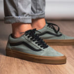 Vans Old Skool Gum 'Shadow Trekking Green'