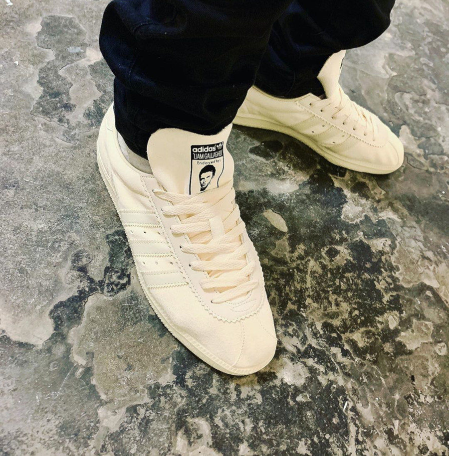 Adidas LG SPZL Liam Gallagher - @vanwilljamz