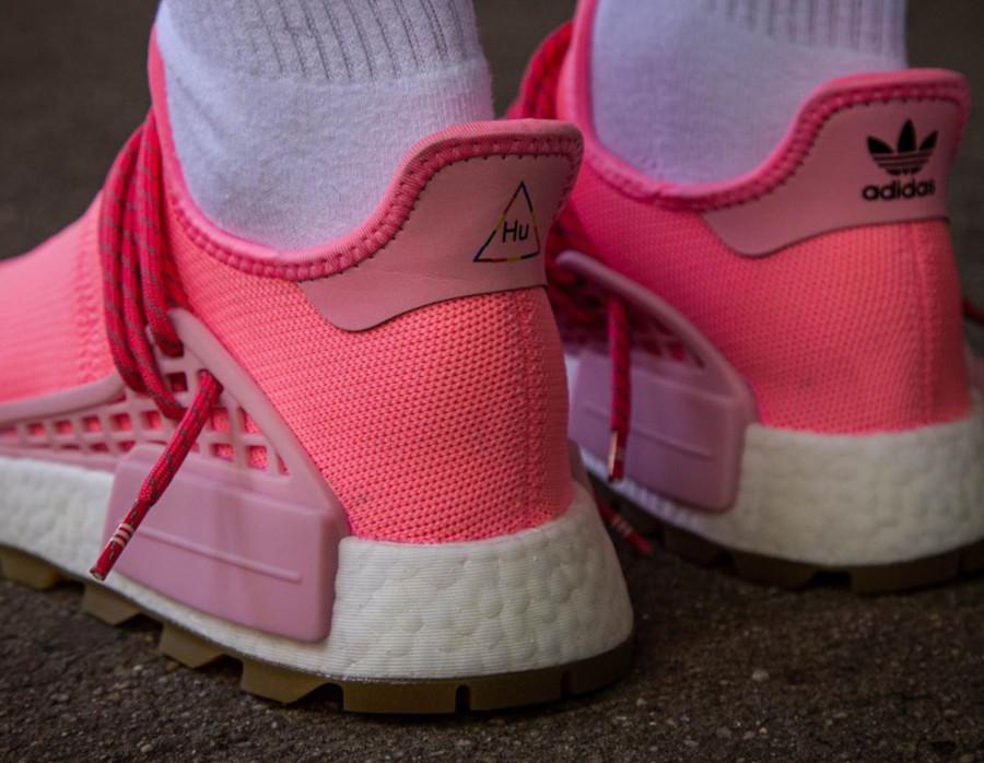 Adidas NMD HU rose Hyper Pop Light Pink Gum EG7740 (1)