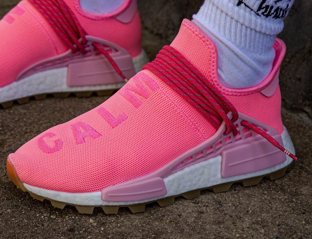 Faut il acheter la Adidas NMD HU Gum Pack Pharrell Now Is