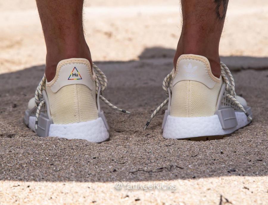Adidas NMD HUman Race Cream White Gum EG7737 (5)