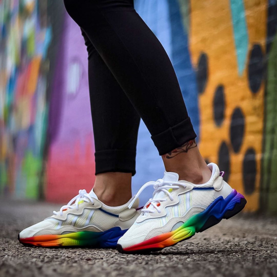 Adidas Ozweego Pride Multicolor - @steph_smitty