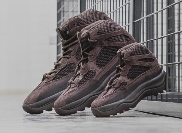 Adidas YZY DSRT BT Yeezy Desert Boot 2019