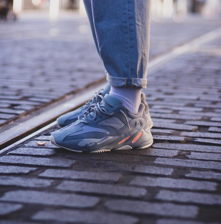 Adidas Yeezy 700 Boost Inertia - @junior_jamsbro
