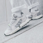 Adidas ZX Torsion 'Grey Two Chalk White'