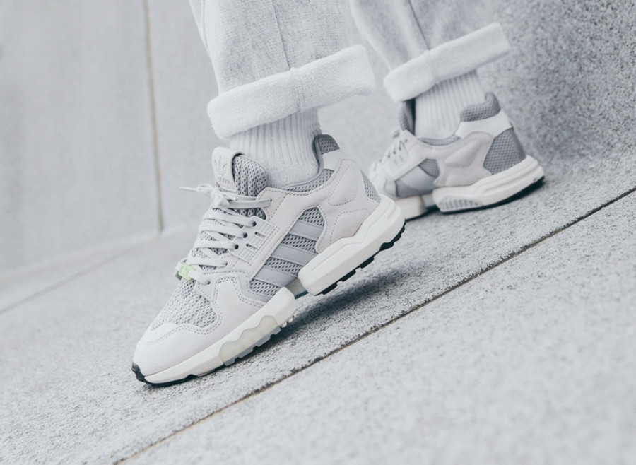 Adidas ZX Torsion Boost gris Grey Two EE4809