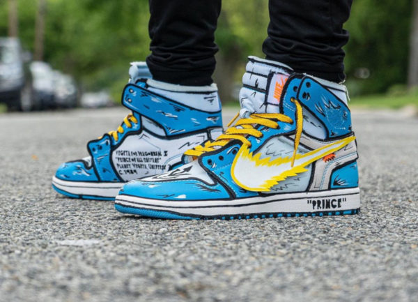 Air Jordan 1 vegeta (couv) - @stompinggroundcustoms