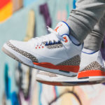 Air Jordan 3 Retro 'White Orange'