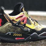 Air Jordan 4 Retro Bloodhound (Apex Legend)