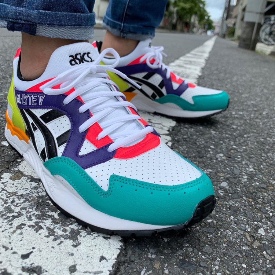 Asics Gel Lyte V Multicolor - @eiji_ihara