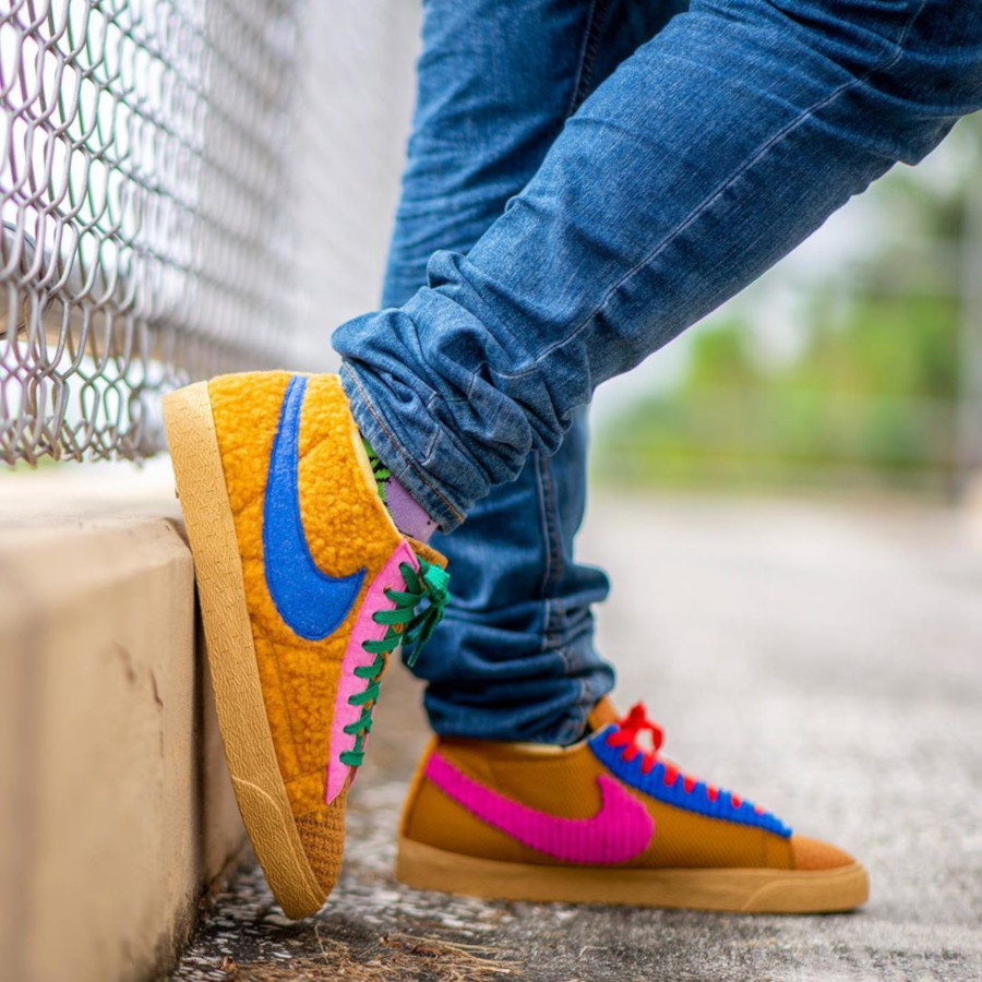 CPFM x Nike Blazer Sponge By You - @pr_sneaks23