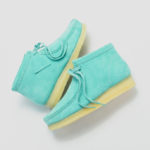 Clarks Wallabee Boot 'Spearmint'