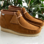 Carhartt x Clarks Wallabee Boot 'Brown Combi'