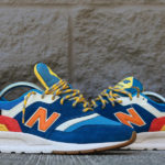 New Balance 997H 'Cordura' Blue Varsity Orange (Outdoor Pack)