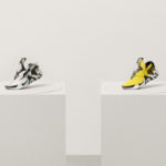 Nike Adapt Huarache EARL 'Opti Yellow & White Black'