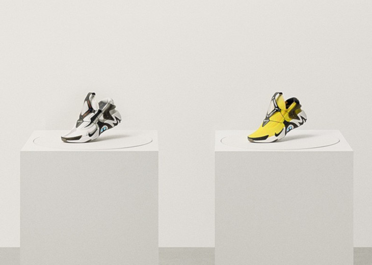Faut,il acheter les Nike Adapt Huarache autolaçantes Yellow