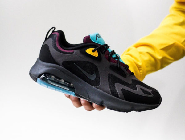 Nike Air Max 200 AJ7 Bordeaux AQ2568-001