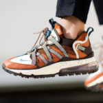 Nike Air Max 270 Bowfin 'Dark Russet Baroque Brown Blue'