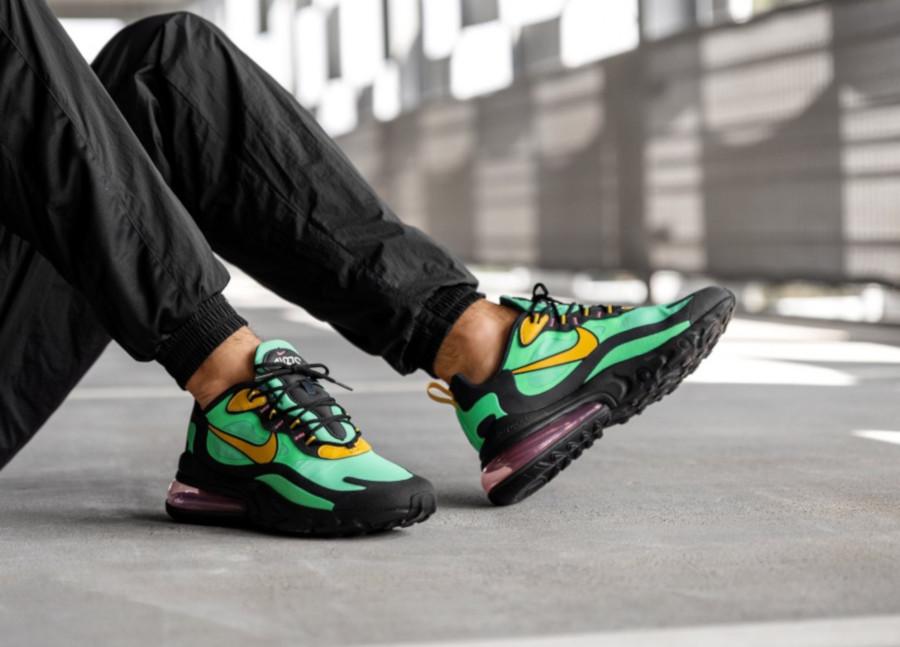 Faut il acheter la Nike Air Max 270 React Pop Art Electro