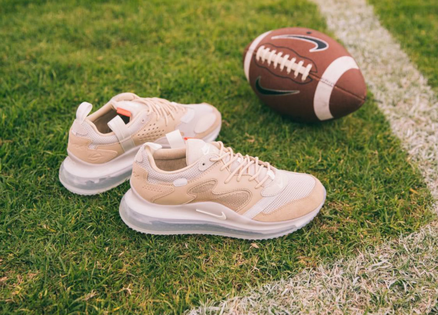 Nike-Air-Max-720-Odell-Beckham-Jr.-crème-et-grise-3