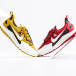Undercover x Nike Air Zoom Pegasus 36 Trail Gyakusou Sport Red & Mineral Yellow