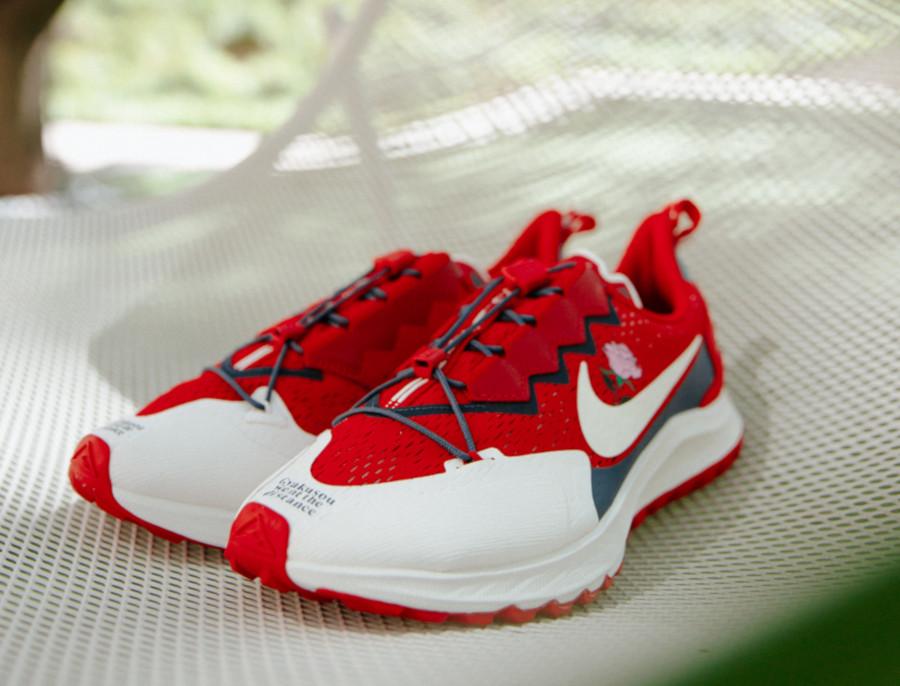 Nike Air Zoom Pegasus blanche et rouge CD0383-600 (1)