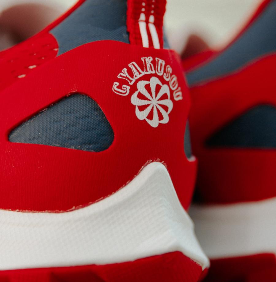 Nike Air Zoom Pegasus blanche et rouge CD0383-600 (5)