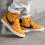 Nike Blazer Mid 77 Vintage 'Amber Rise Grand Purple' (Archival Pack)