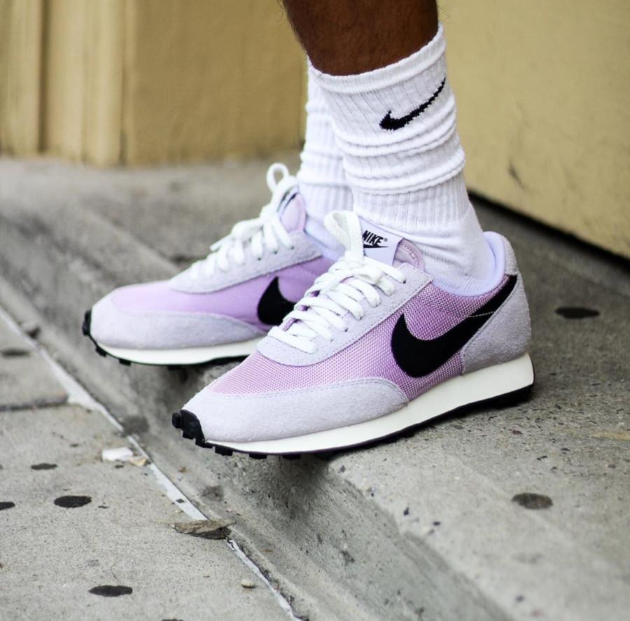 Nike Daybreak violet lavande et noire BV7725-500